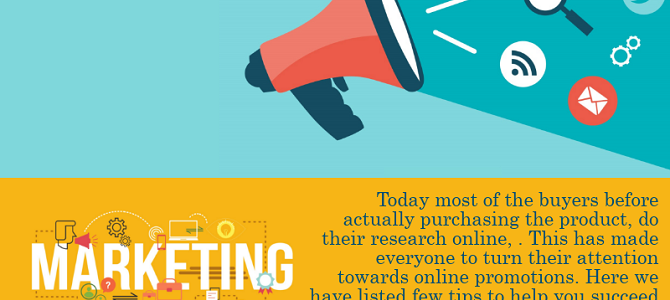 Tips For Online Marketing Success